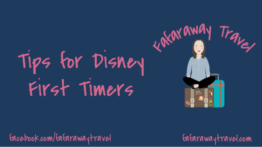 Tips for Planning your First Disney World Vacation