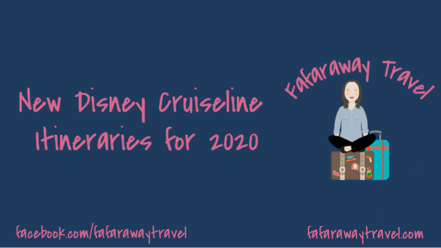New Disney Cruises in 2020: New Orleans, Hawaii and Puerto Rico