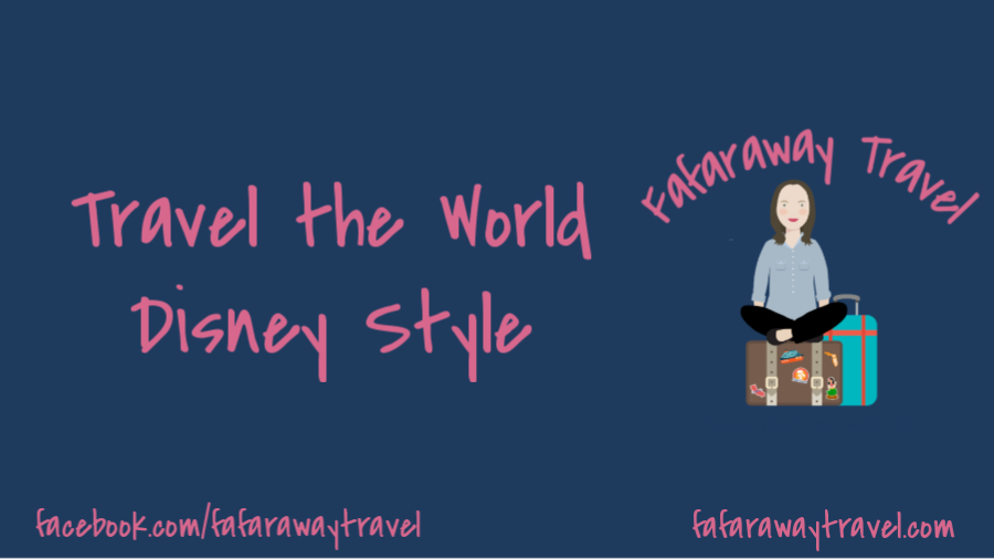 Travel the World, Disney Style