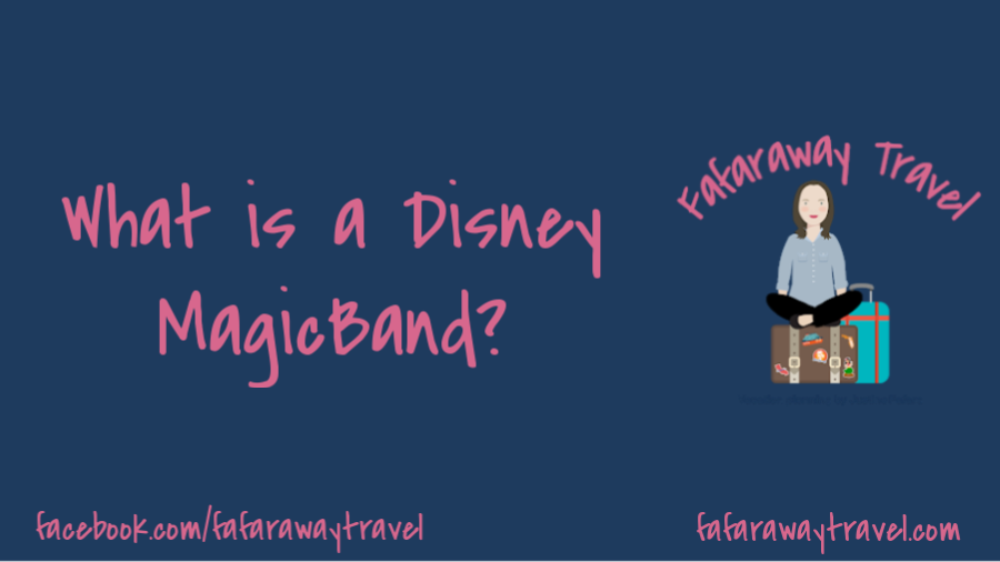 What is a Disney MagicBand?