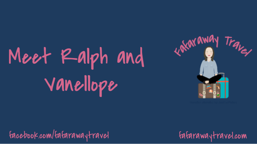Meet Ralph & Vanellope at Walt Disney World and Disneyland Parks