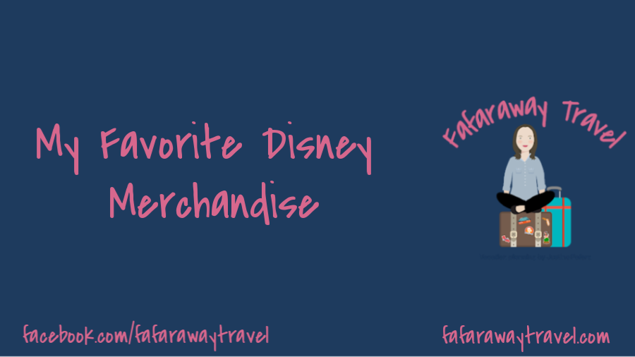 Fun Merchandise to Help You be Disney Ready!