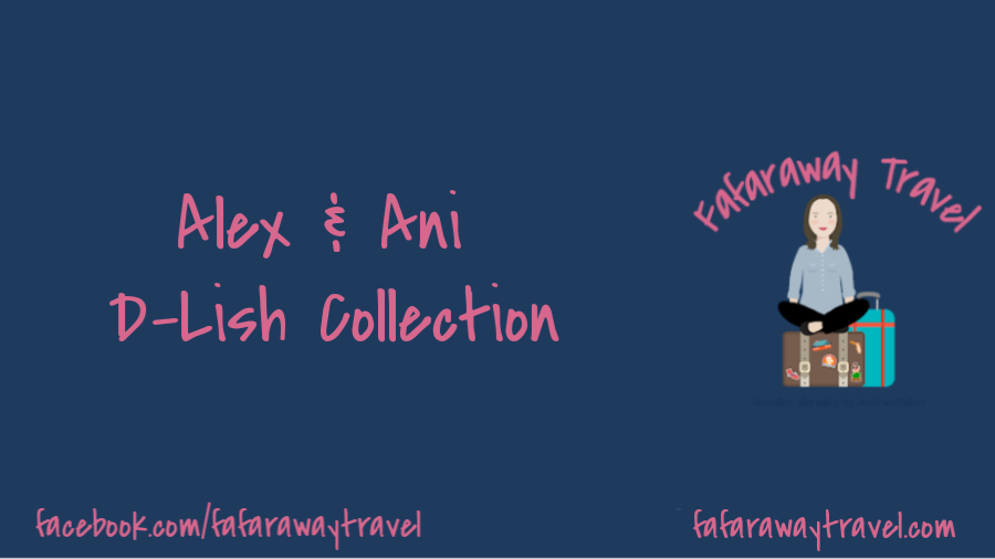 New Alex and Ani D-Lish Collection