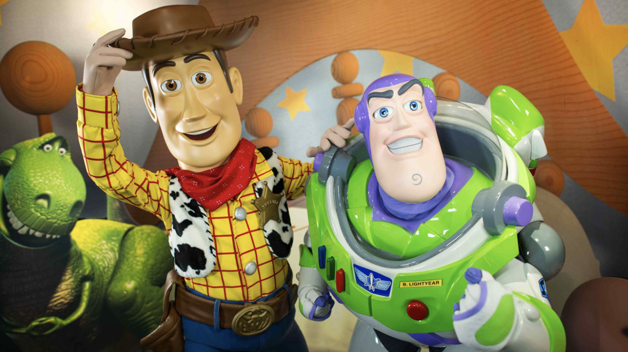 Celebrate the 4th of July with your favorite Toy Story Pals