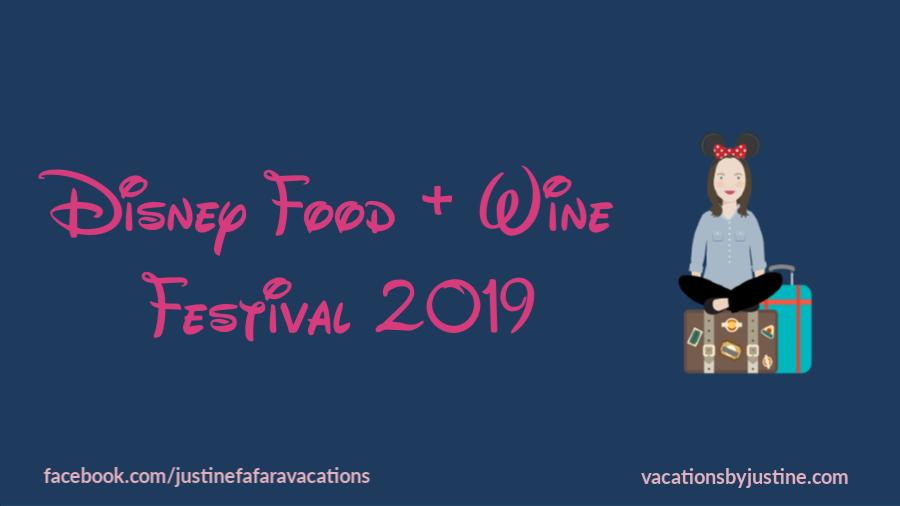 Food & Wine Festival 2019