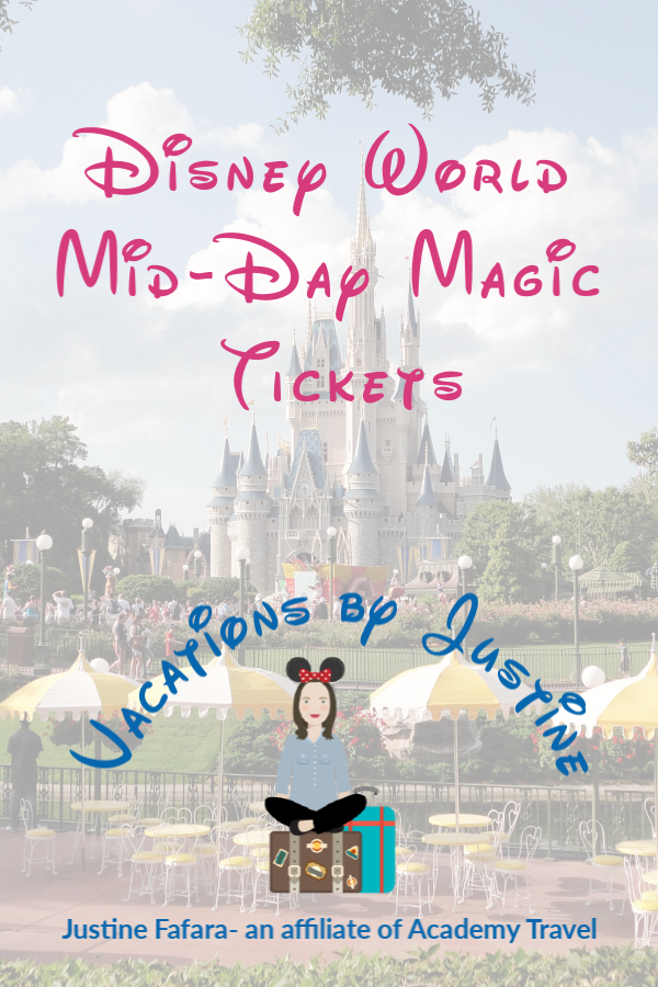 mid day magic tickets, save money at Disney World, Disney World vacation, Disney World for adults, adults only Disney Vacation, disney tips and tricks