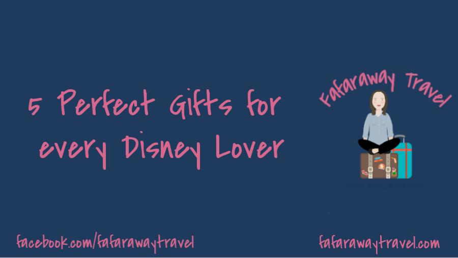 5 Perfect Gifts for Disney Lovers