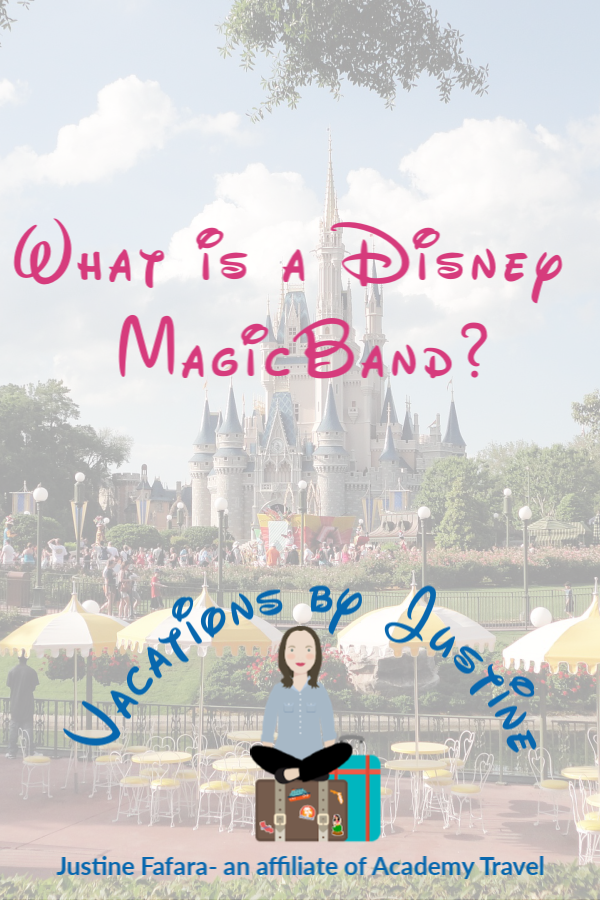 What is a Disney MagicBand? It is your park ticket, your payment method, your room key and more during your Walt Disney World vacation.
