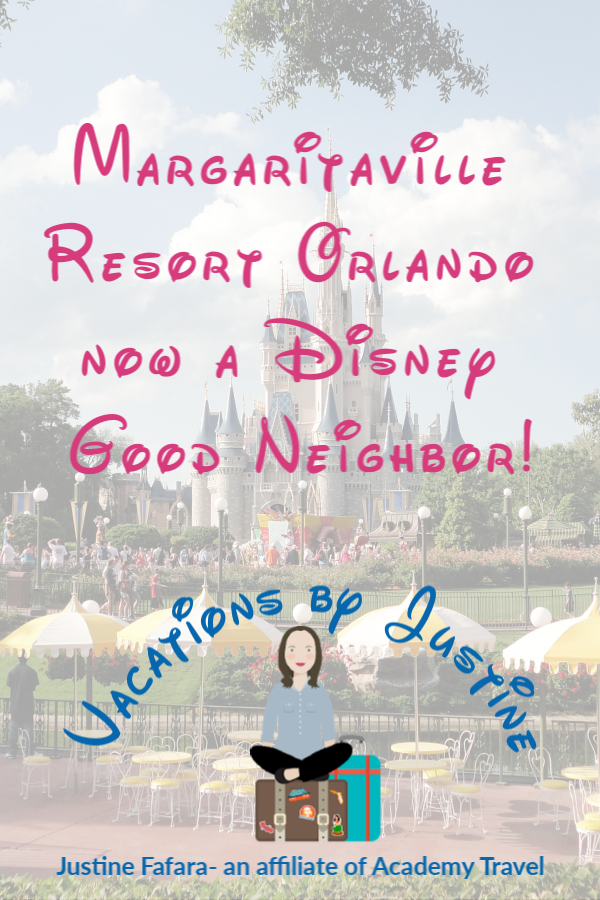 Margaritaville Resort Orlando now a Disney Good Neighbor Hotel