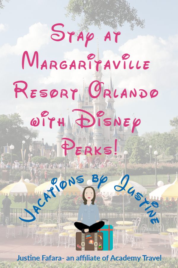 Stay at Margaritaville and get Disney perks