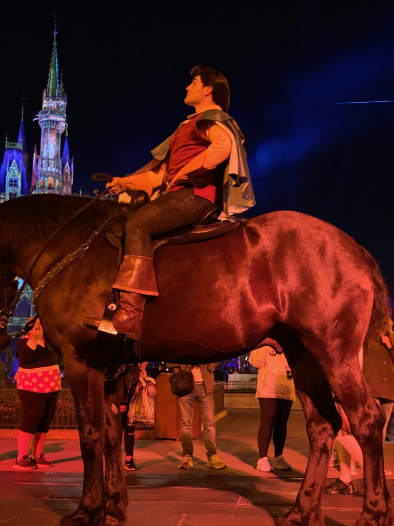 Disney Villains After Hours, Disney World Special Events, Gaston