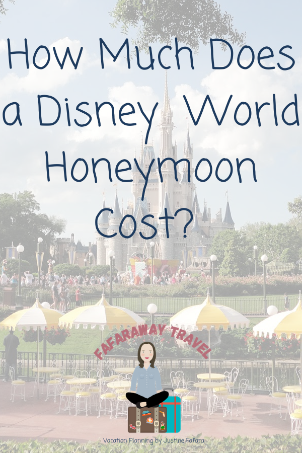 Disney World Honeymoon cost